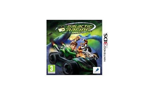 Ben 10, Galactic Racing (Nintendo 3DS)