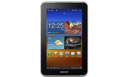 Samsung Galaxy Tab 7.0 Plus N White