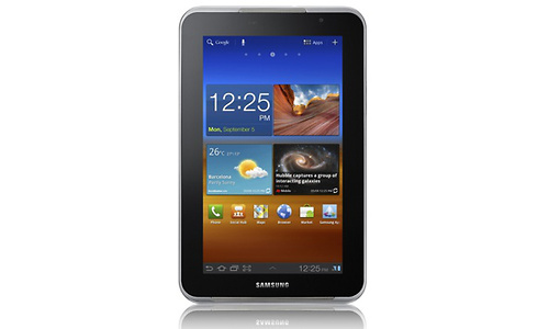 Samsung Galaxy Tab 7.0 Plus N White 3G