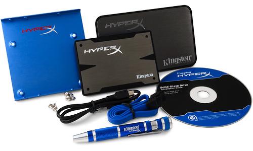 Kingston HyperX 3K 240GB (bundle kit)