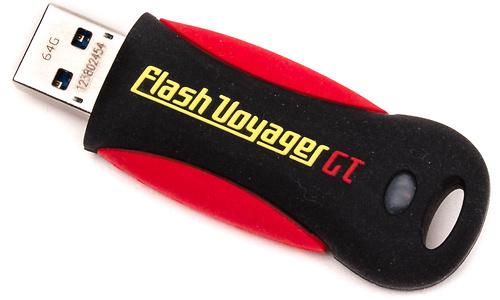 Corsair Flash Voyager GT Short 64GB (USB 3.0)