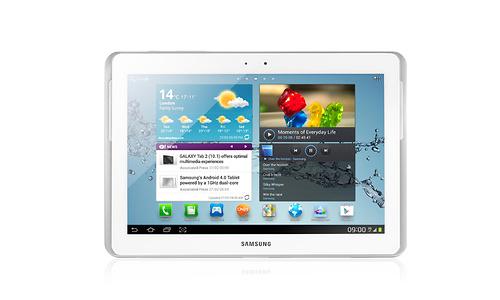 Samsung Galaxy Tab 2 10.1 White