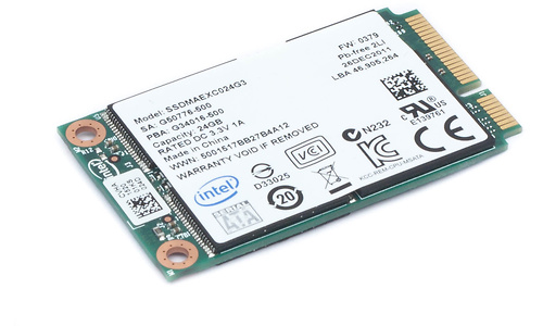 Intel 313 Series 24GB (mSata)