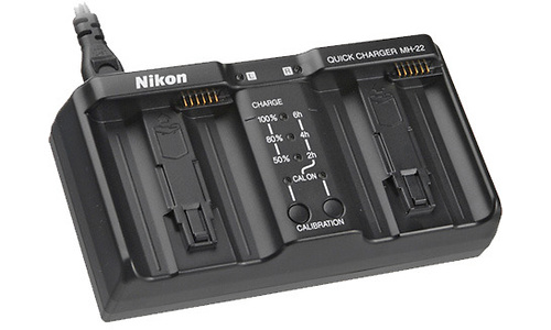 Nikon Quick Charger MH-22
