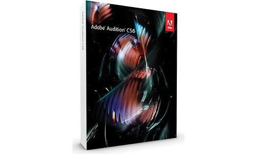 Adobe Audition CS6 Mac EN Upgrade