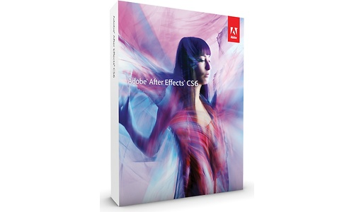 Adobe After Effects CS6 Mac EN Upgrade