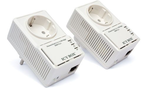 Icy Box Powerline Network Adapter kit