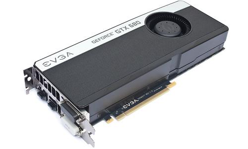 EVGA GeForce GTX 680 SC Signature 2GB
