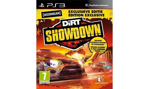 DiRT Showdown (PlayStation 3)