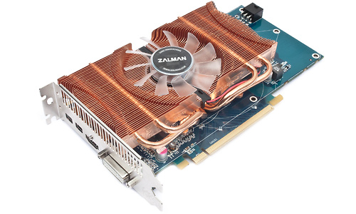 Zalman Radeon HD 7770-Z VF1000 2GB