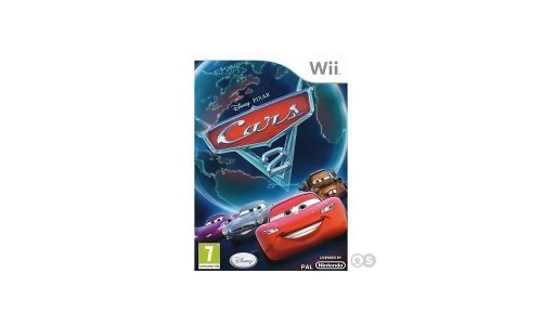 Cars 2 (Wii)