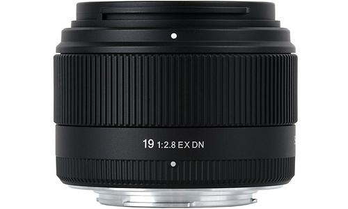 Sigma MFT 19mm f/2.8 EX DN (Sony)