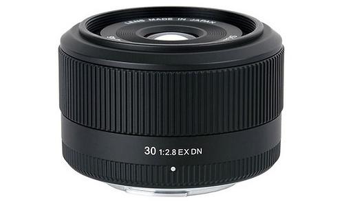 Sigma MFT 30mm f/2.8 EX DN (FourThirds)