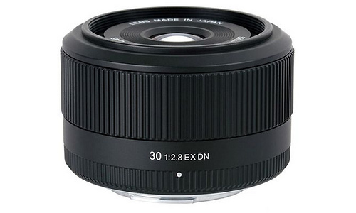 Sigma NEX 30mm f/2.8 EX DN (Sony)