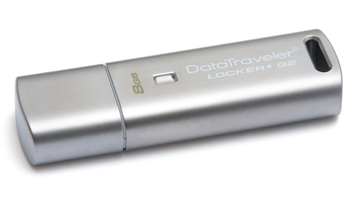 Kingston DataTraveler Locker+ G2 8GB