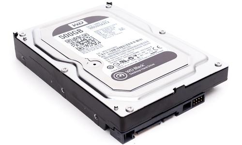 Western Digital Caviar Black 500GB (SATA3, 64MB)