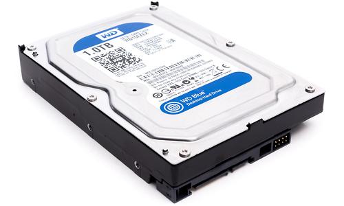 Western Digital Blue 1TB (64MB)