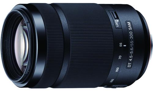 Sony DT 55-300mm f/4.5-5.6 SAM