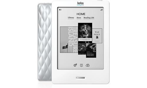 Kobo eReader Touch Silver