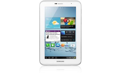 Samsung Galaxy Tab 2 7.0 3G 8GB White
