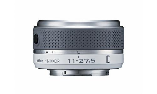 Nikon 1 11-27.5mm f/3.5-5.6 White