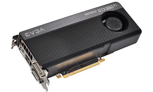 EVGA GeForce GTX 660 Ti 2GB