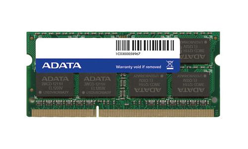 Adata 4GB DDR3-1600 CL11 Sodimm