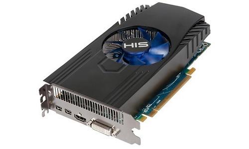 HIS Radeon HD 7850 Fan 1GB