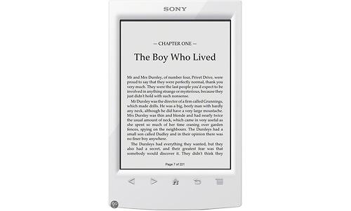 Sony PRS-T2 White