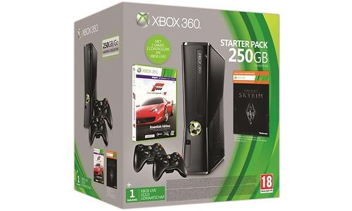 Microsoft Xbox 360 250GB Starter Pack