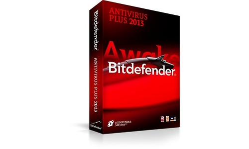 Bitdefender Antivirus Plus 2013 2-year