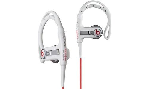 Beats by Dr. Dre Powerbeats White