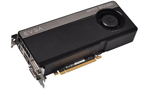 EVGA GeForce GTX 660 Superclocked 3GB