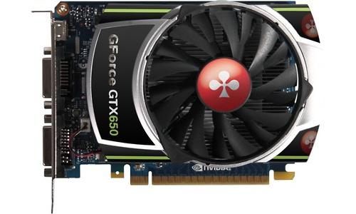 Club 3D GeForce GTX 650 1GB