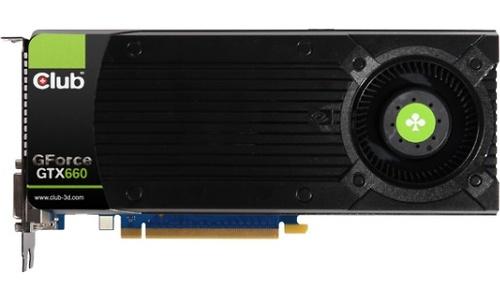 Club 3D GeForce GTX 660 2GB