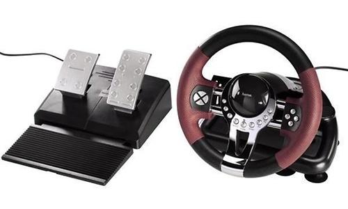 Hama Thunder V5 Racing Wheel for PS3