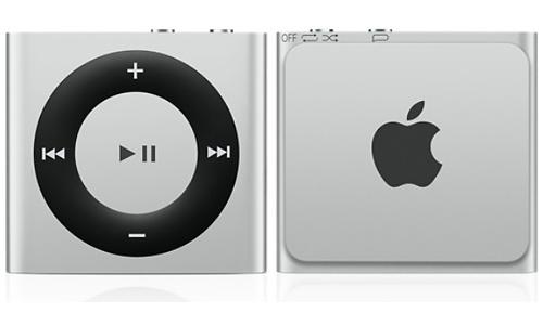 Apple iPod Shuffle V5 Silver