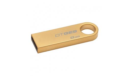 Kingston DataTraveler GE9 8GB Gold Metal