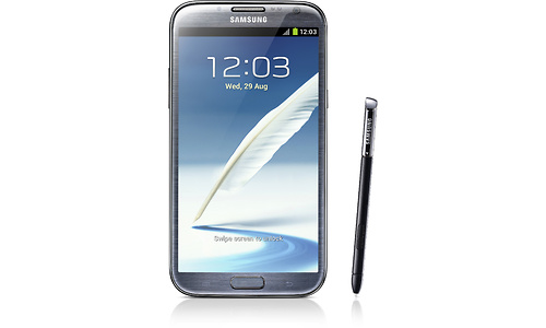 Samsung Galaxy Note II Grey