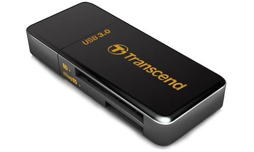 Transcend USB 3.0 Card Reader