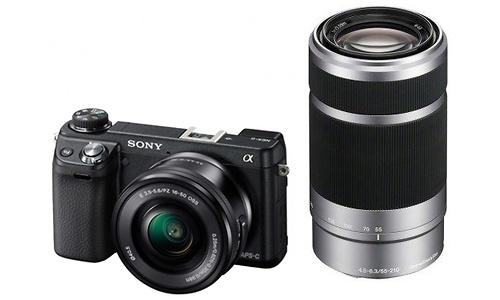 Sony NEX-6 16-50 + 55-210 kit