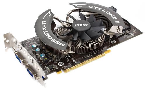 MSI N650Ti Power Edition 1GD5/OC