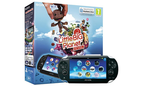 Sony PlayStation Vita + 4GB + LittleBigPlanet