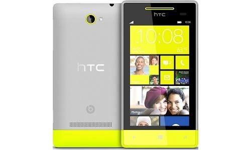HTC Windows Phone 8S Grey/Yellow