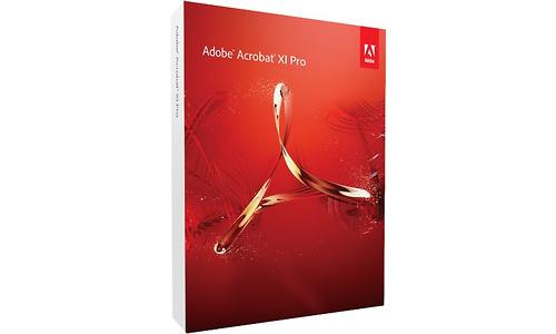 Adobe Acrobat Professional 11 NL Mac Upgrade