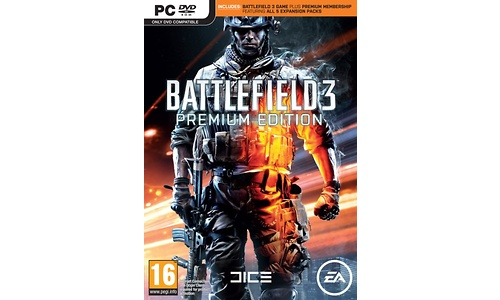 Battlefield 3 Premium Edition (PC)
