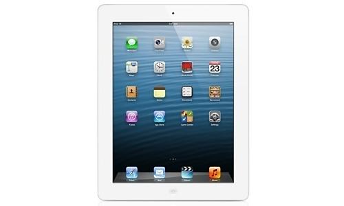 Apple iPad V4 Retina WiFi + Cellular 16GB White