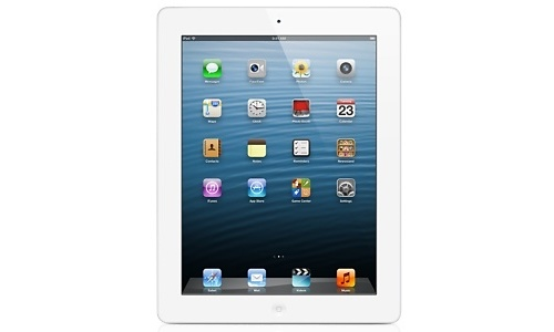 Apple iPad V4 Retina WiFi + Cellular 64GB White