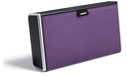 Bose SoundLink Wireless Nylon Speaker Cover Purple