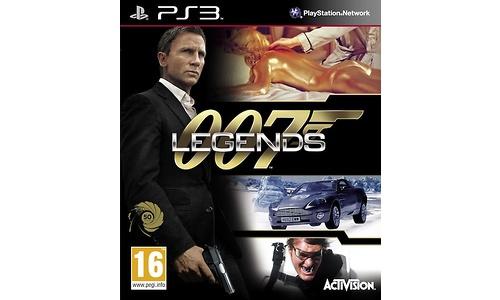 007 Legends (PlayStation 3)